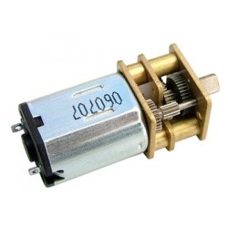 Micro motor 0,3-4,8V reductor 60:1