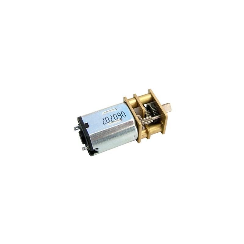 Micro motor 0,3-4,8V reductor 60:1