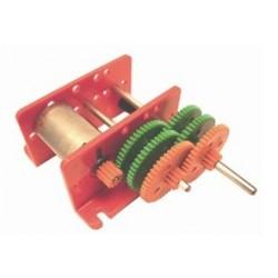 Motor en kit 4-12V reductor 4096:1