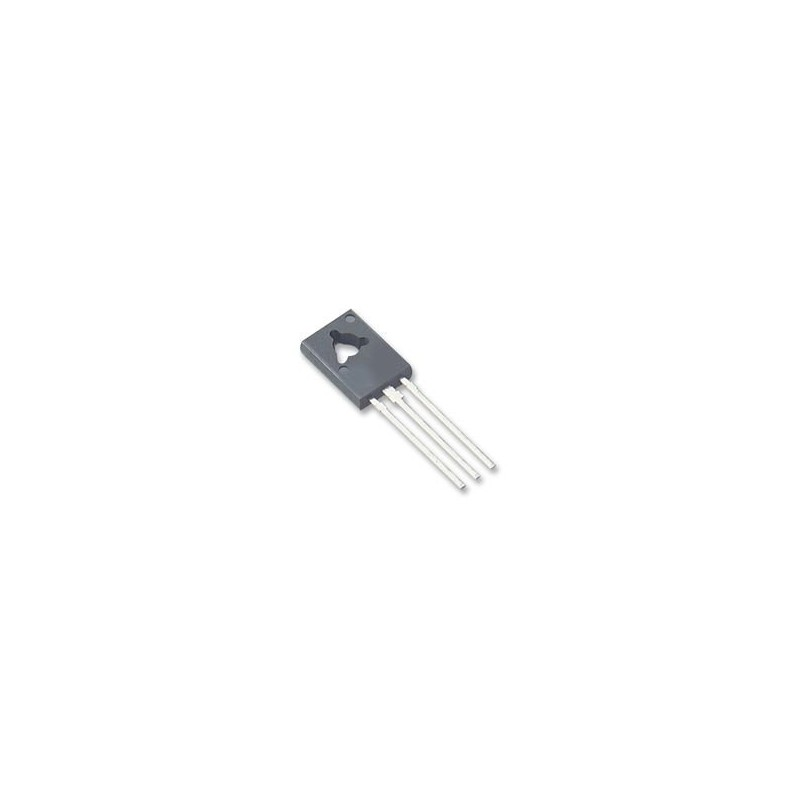 TRANSISTOR, PNP, TO-126   Polaridad del transistor:PNP; Collector-to-Emitter B
