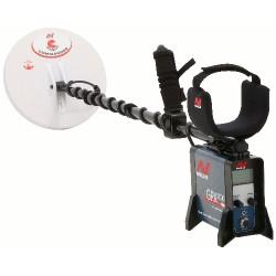 Detector de metales Minelab GPX 5000 muy profesional, increible sensibilidad, especial oro. Batería, auriculares, plato,