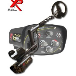 Detector de metales XP Metal Detectors GOLDMAXX POWER - 18KHZ (campo y playa are