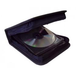 Estuche plástico para 8 cd's