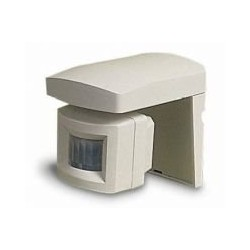 Detector Cableado IR control de sensibilidad, temporizador y celula fotoelectrica