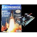 Kit electronico para montar, Led Flasher + revista todoelectronica Nº3