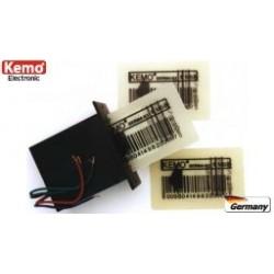 Seguridad. Cerradura de tarjeta electrónica