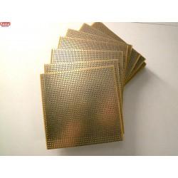 Placa para experimentar 100x100mm