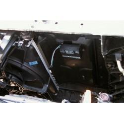 Módulo antiroedores de bajo consumo para automóviles