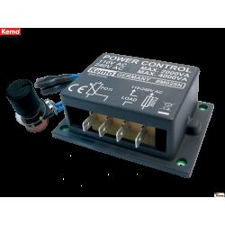 Regulador de potencia 110 - 240 V/AC, 4000 VA