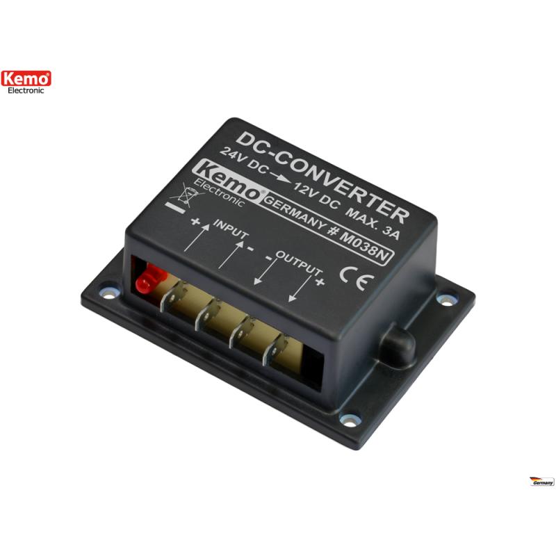Transformador de corriente directa