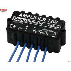 Amplificador Universal 12W