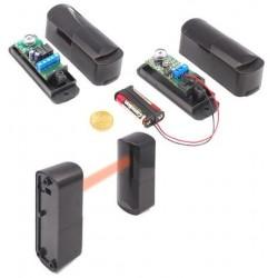 Fotocelula a Bateria para exterior 15 M. Sistema de infrarrojos con un máx. de 1