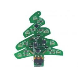 ÁRBOL DE NAVIDAD SMD CON CONEXIÓN USB El kit SMD ideal para Navidades.
