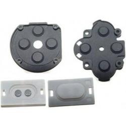 Repuesto de gomas para botones PSP Fat