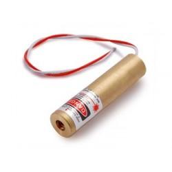 LASER INDUSTRIAL VERDE low cost 5 mW 532 nm Módulo láser con emisión verde (532