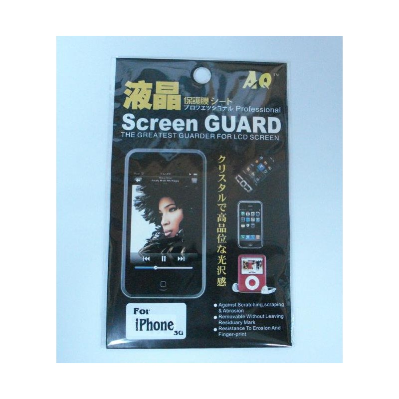 Protector de pantalla Iphone 3G