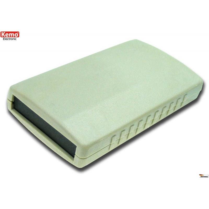 kemo electrónica: Caja con paneles frontales ca.