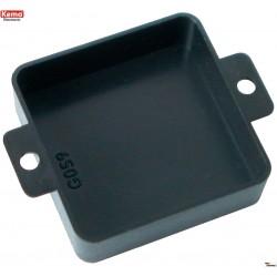 KEMO ELECTRÓNICA: Caja para módulo, 40x40x13 mm