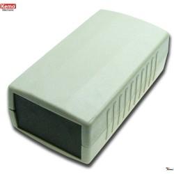 Caja con paneles frontales 90x50x33 mm