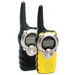 Walkie Talkie, radio FM, brujula digital, y reloj multifuncion