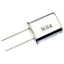 5 Cristales de cuarzo perfil alto 3.68 Mhz