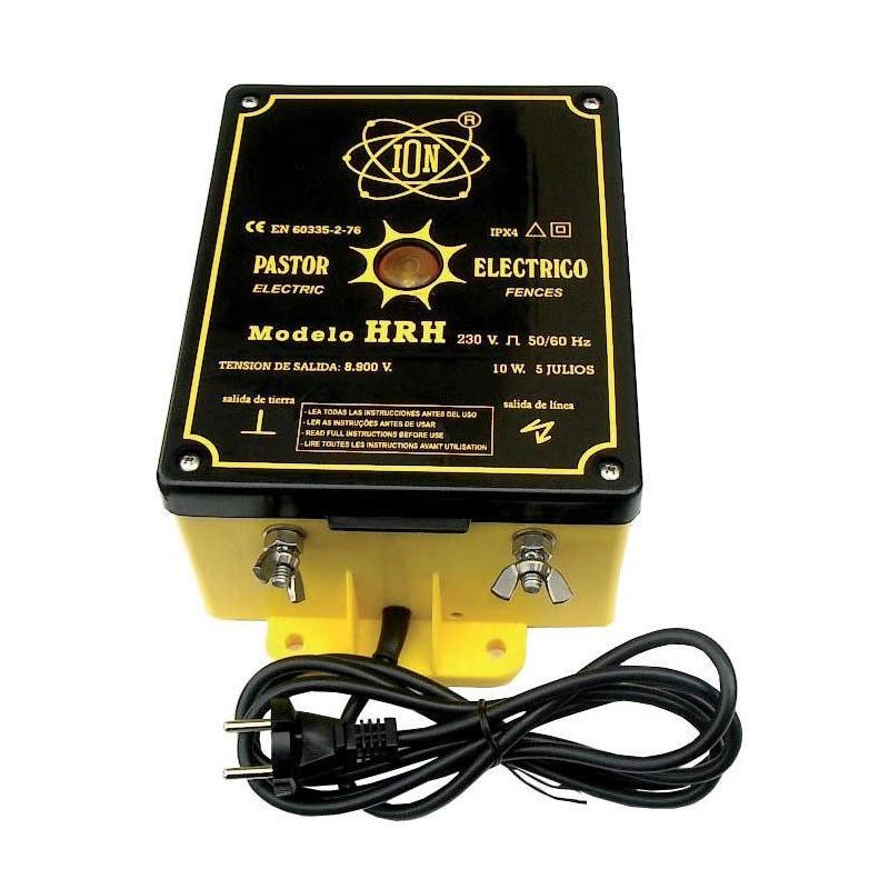 Electrificador de vallas Modelo  HRH conectado a red 230 ó 110