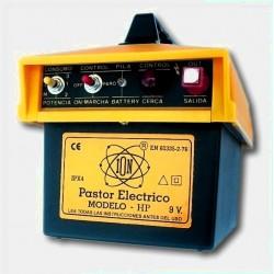 Electrificador de vallas alimentado por pilas modelo HP