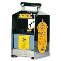Electrificador de vallas alimentado con bateria automovil modelo HBC