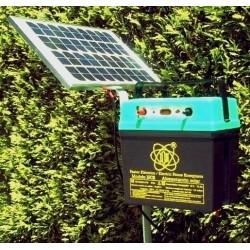 Electrificador alimentados con energía solar Modelo HCS