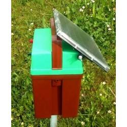 Electrificador alimentados con energía solar Modelo HSS-M.