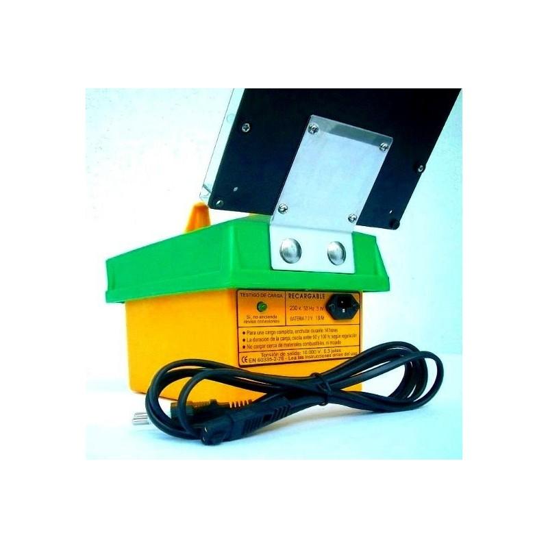 Electrificador alimentados con energía solar Modelo HSR