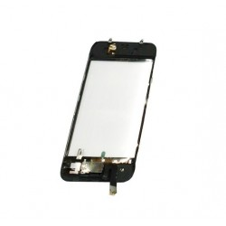 Pantalla tactil completa, plastico, boton home IPHONE 3GS.