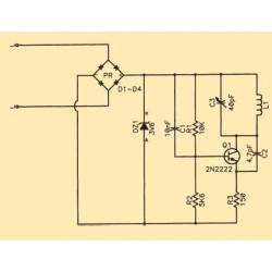 Kit electronico para montar, generador transmisor telefonico + revista todoelect