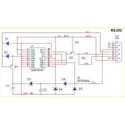 Kit electronico para montar, programador de pic + revista todoelectronica Nº23