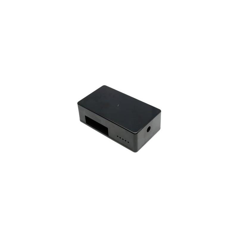 Caja plastica ABS perforada para control remoto GSM TDG