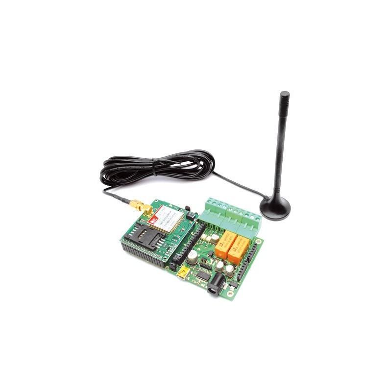 TDGINO TELECONTROL GSM BASADO EN PLATAFORMA ARDUINO