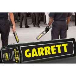 Detector de metales Garrett Superscanner V Profesional