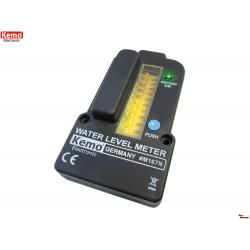 Indicador de nivel para depositos de agua(detección hasta 100m)