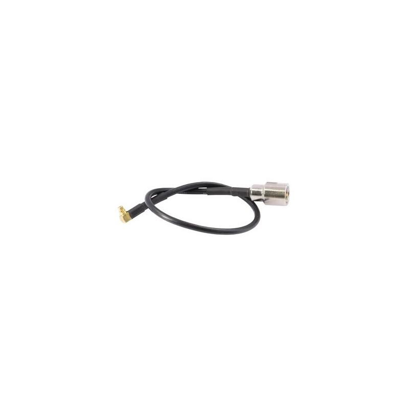 Cable adaptador antena MMCX/FME