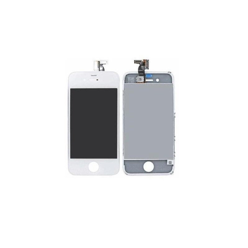 Pantalla Completa iPhone 4G Blanco