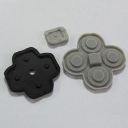 Repuesto Contacto botones Goma 3DS