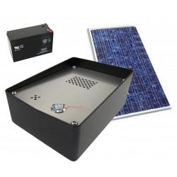 Telefonillo / Portero control de acceso por GSM C- SOLO1/S Solar (tarjeta telefo