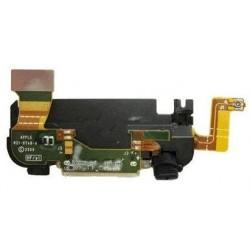 Bloque completo conector carga + altavoz + microfono iPhone 3GS