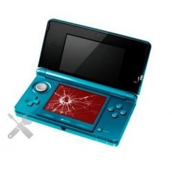 Reparacion Cambio de pantalla LCD inferior 3DS