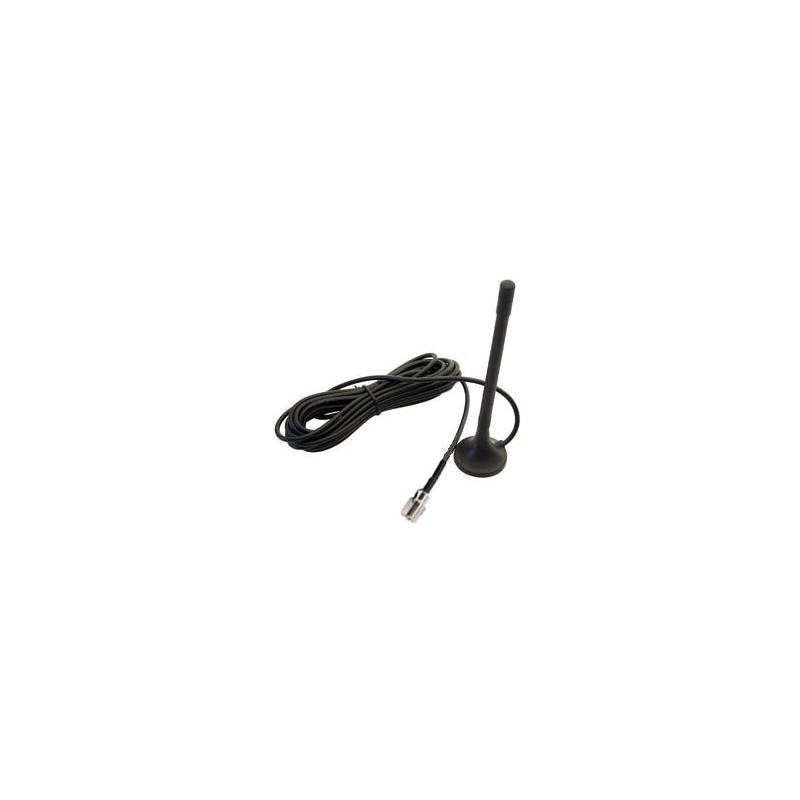 Antena GSM con conector macho FME