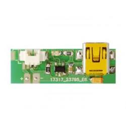 Cargador para baterías de litio
