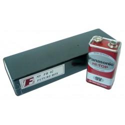 Caja delgada para kits y modulos
