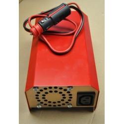 Inversor senoidal 12VDC/220VAC con salida conector de red 3 pines 150W