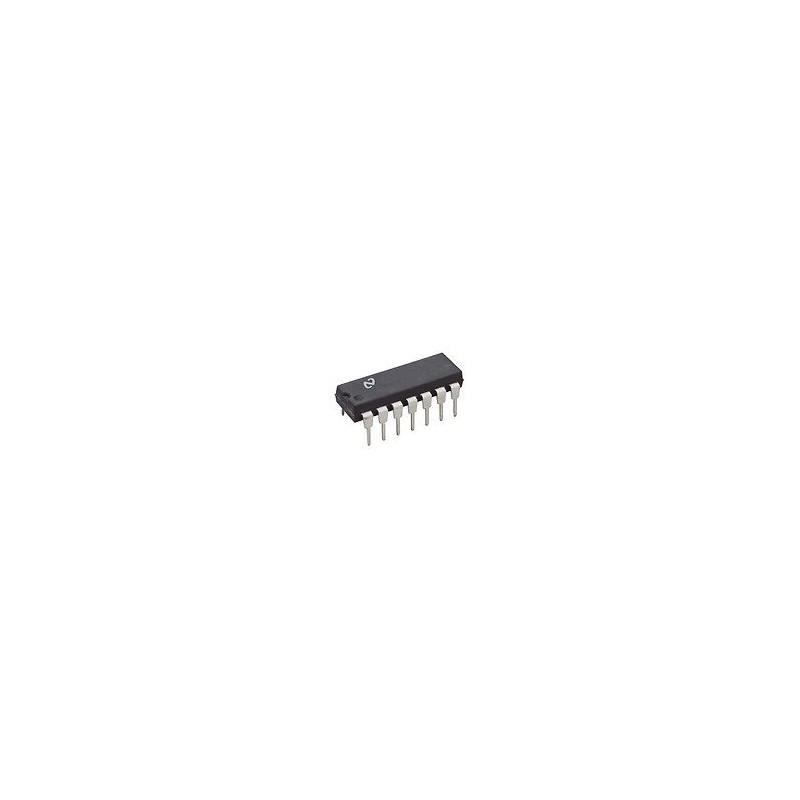 Contador binario de alta velocidad con oscilador CD74HCT4060