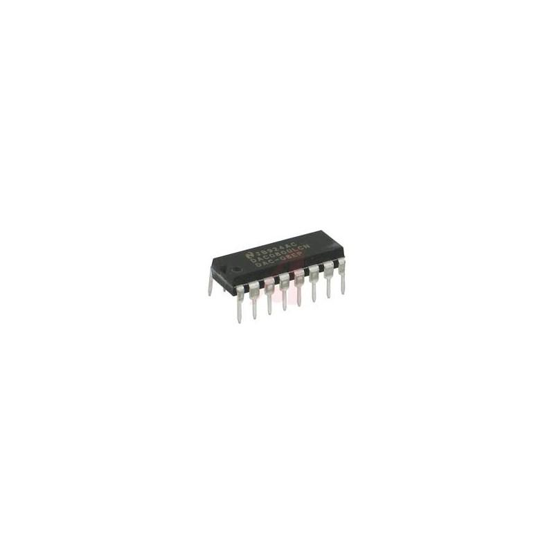 Convertidor D-A 8bit DAC0800LCN